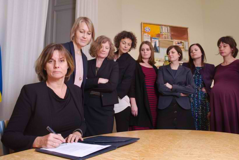 Sweden: How feminist emasculation broke a State